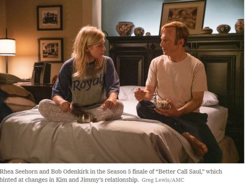 Kim Wexler, the moral compass of Better Call Saul: How she will break bad.