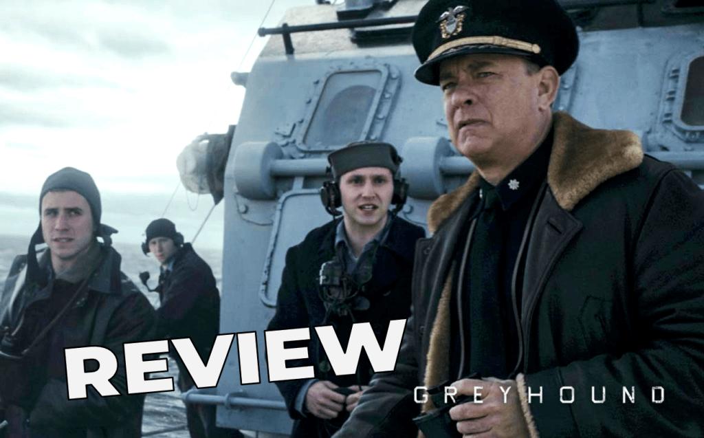 'Greyhound' Review—Unfortunately Uneventful
