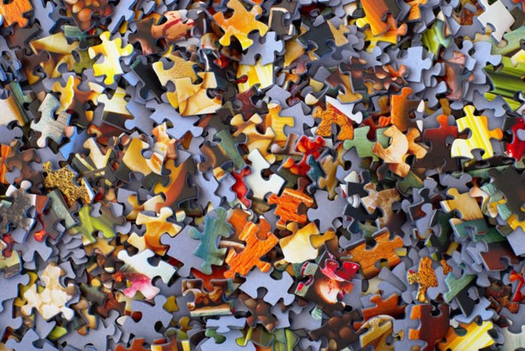 Jigsaw Puzzles: Popular Activity During Pandemic Lockdown