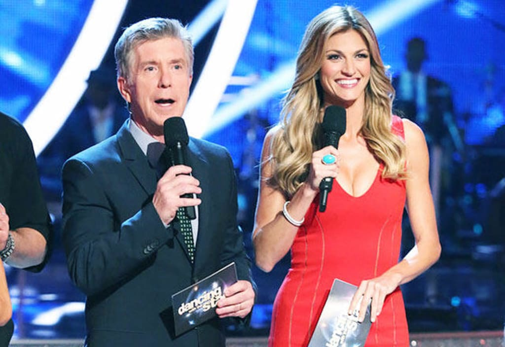 Tom Bergeron and Erin Andrews Are Being Replaced on 'Dancing with the Stars'