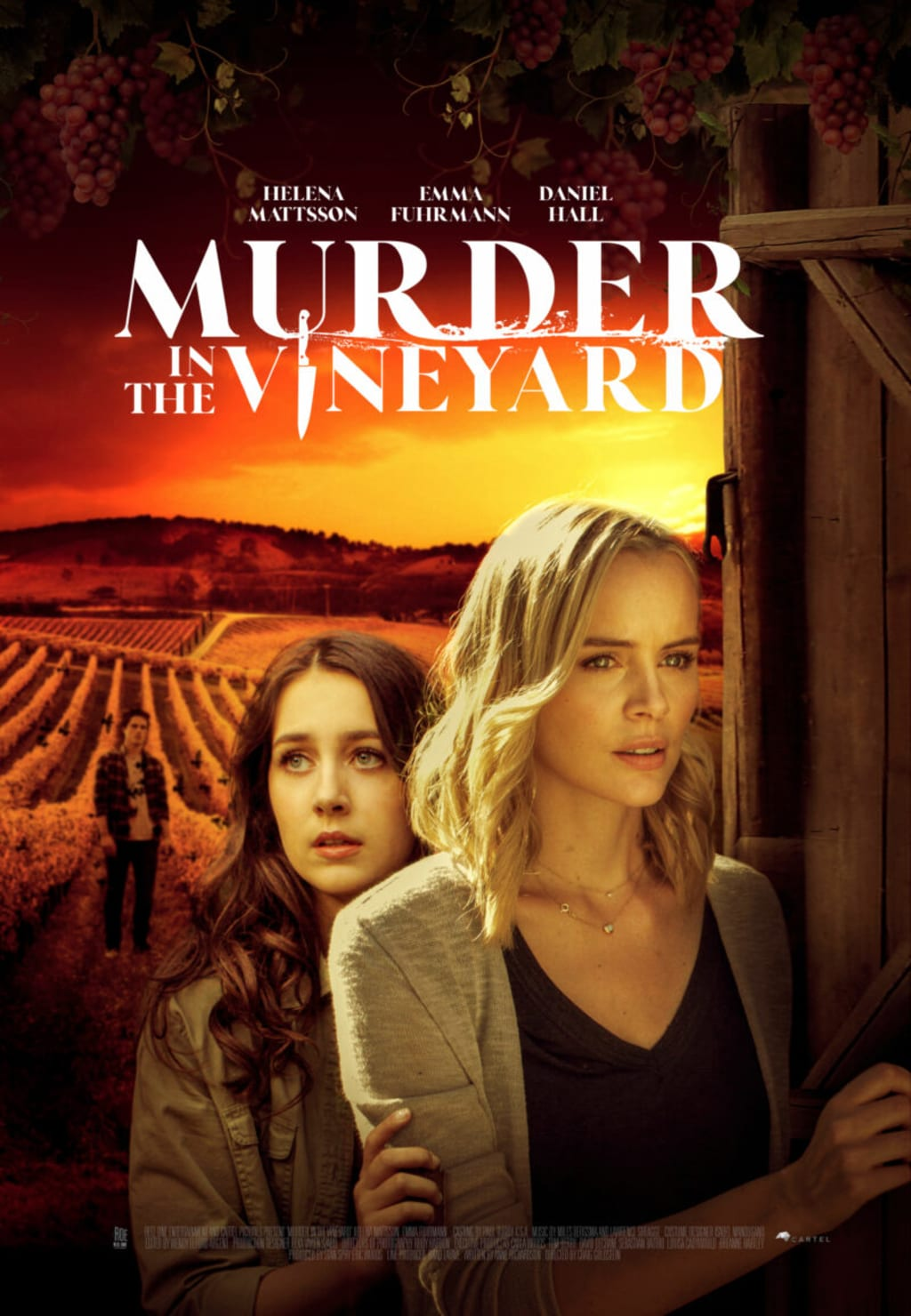 Lifetime Review: 'Murder in the Vineyard'