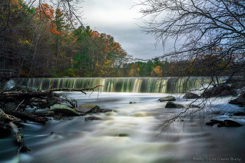 Chasing Waterfalls with Long Exposure Photography
