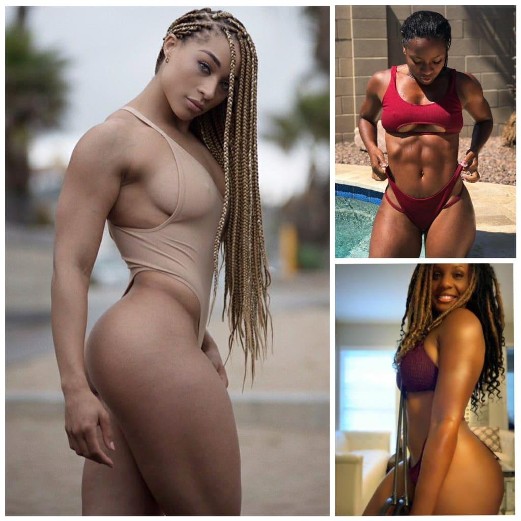 Part XX: Hot Summer Bods in Women's Sports & Fitness