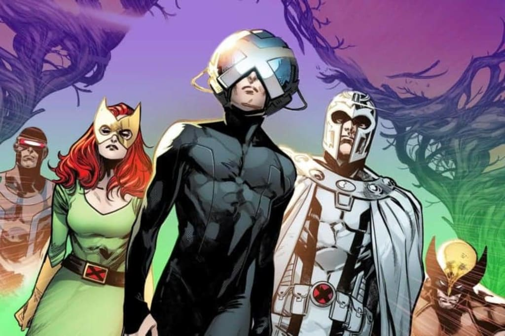 X-Plaining the Dawn of X: House of X and Powers of X