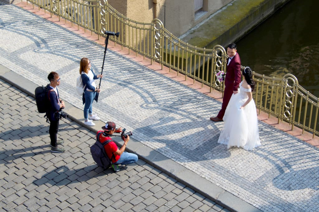 Book the Best Wedding Videography Services in Melbourne