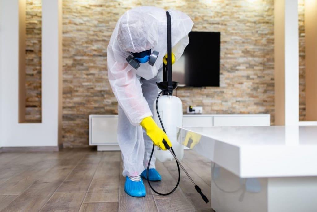 COVID Resident Disinfection Buffalo NY