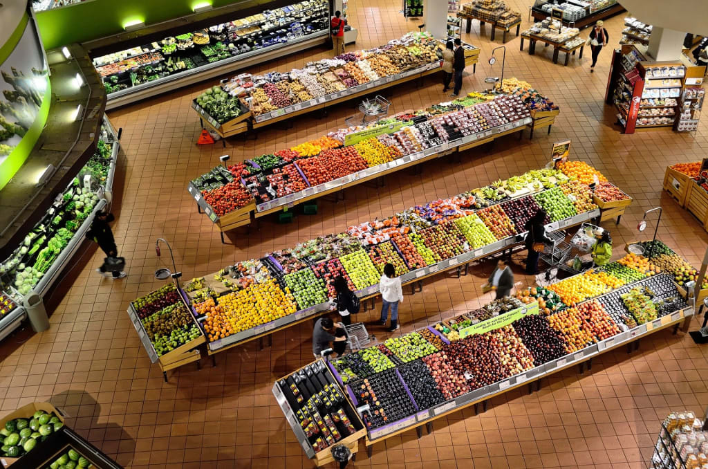 Life Skills Everyone Needs: Food Shopping