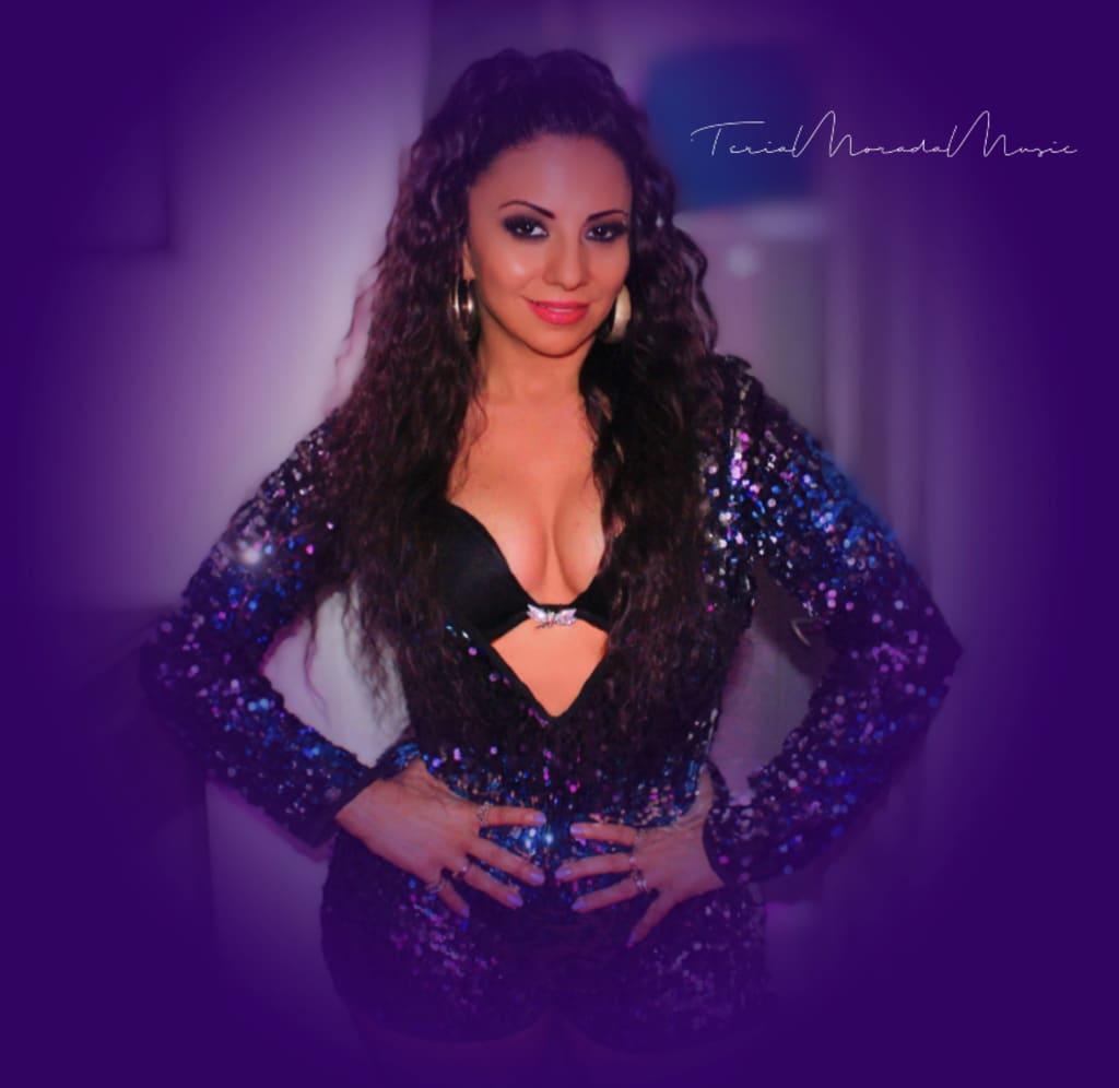 Teria Morada