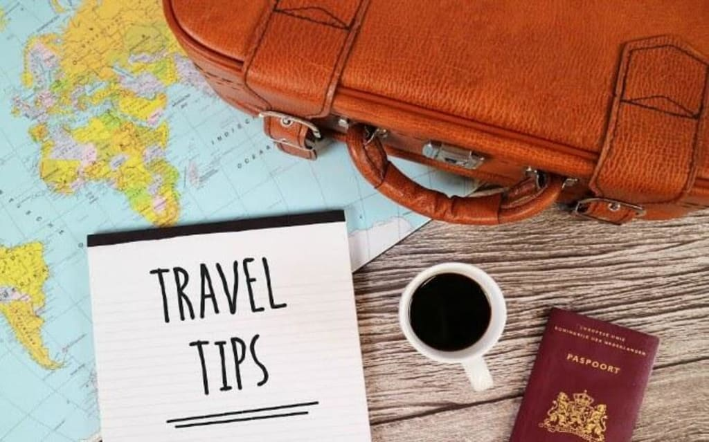 8 Travel Tips: How to Protect Yourself and Prevent Theft While Travelling