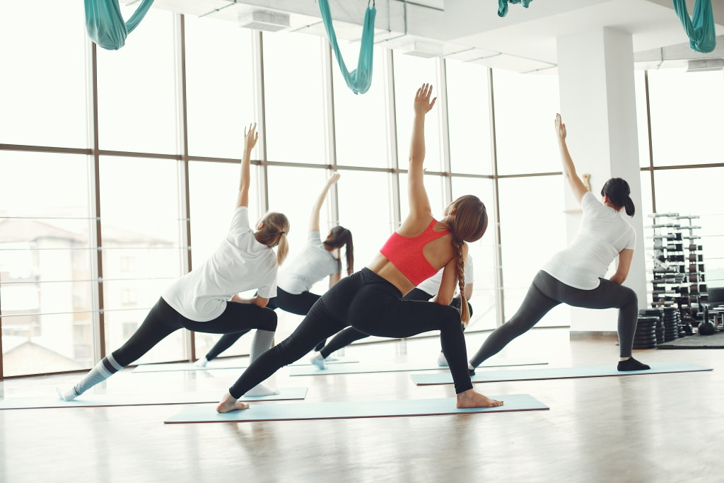 10 Ways You Can Take Your Pilates Workout to the Next Level