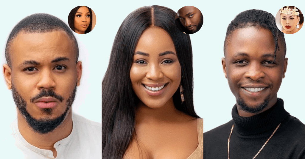 11 Celebrities Reveal Who They're Rooting For On BBNaija.