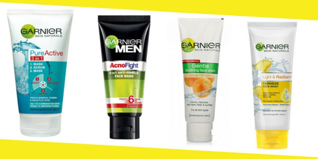 10 Best Selling Face Wash Brands in India 2020 - Feature & Price