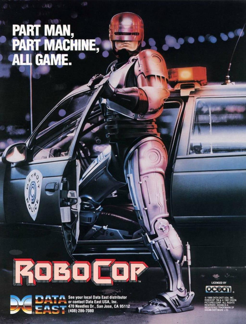 Robocop is Lawful Good