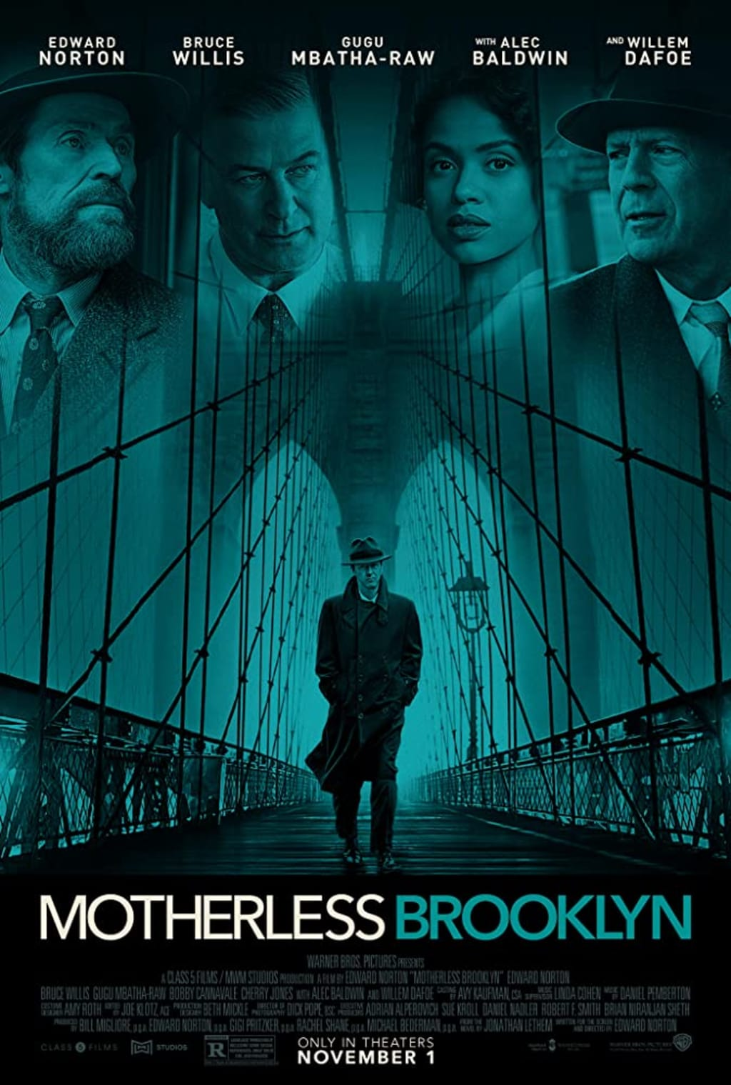 Review of 'Motherless Brooklyn'