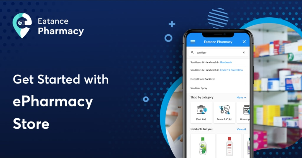 Pharmacy Business SCALE UP with Pharmacy Delivery App