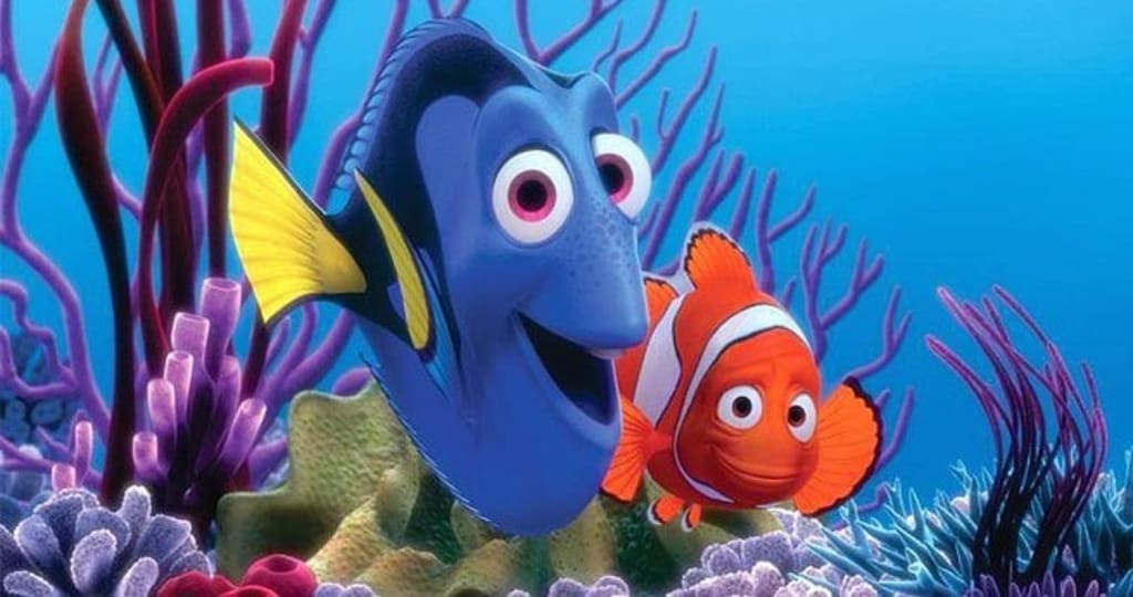 Why Dory and Marlin are the ultimate Iconic Duo