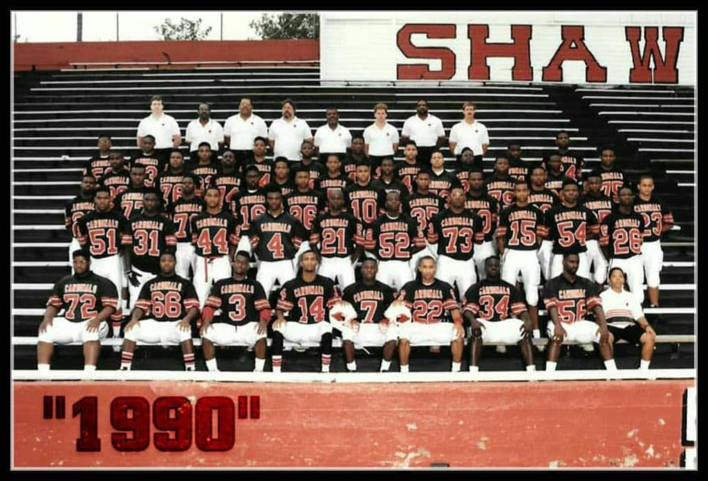 Part XII: Great Moments Shaw High Sports History