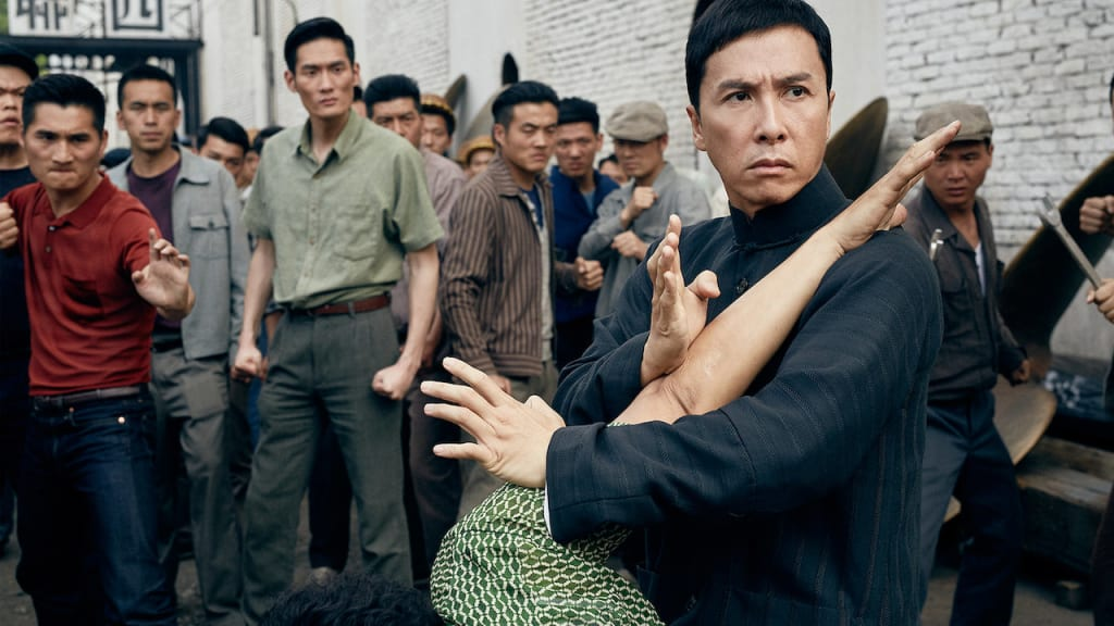 "My Review of ""Ip Man 3"""