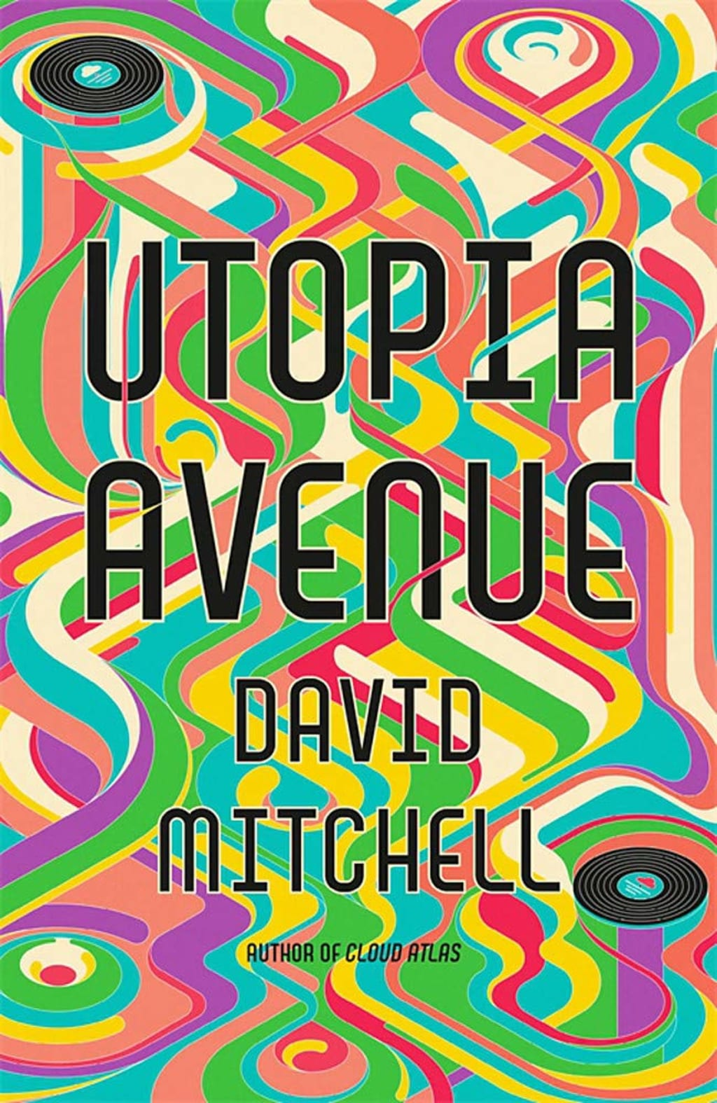 "Book Review: ""Utopia Avenue"" by David Mitchell"