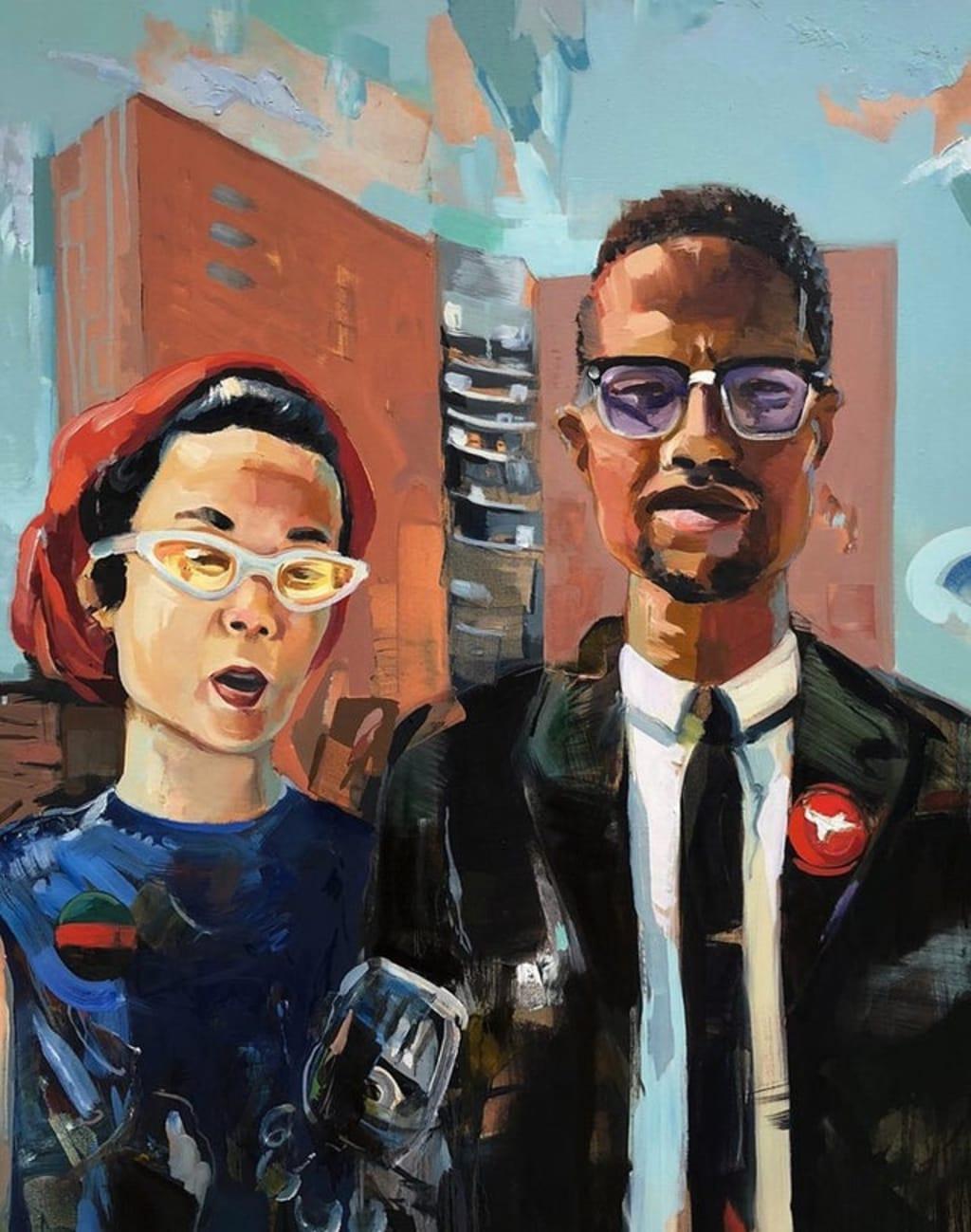 The Revolutionary Friendship of Malcolm X and Yuri Kochiyama