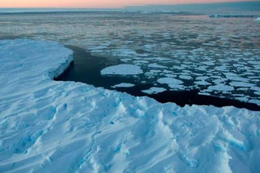 Antarctic ice loss could add three meters to sea-level rise