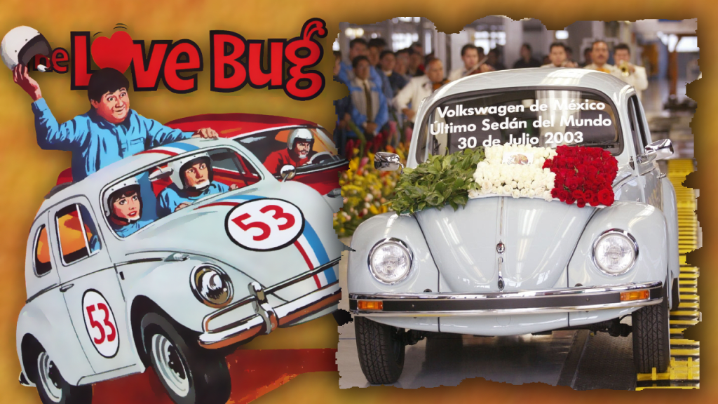 The Beetle: Bug that sent Detroit into a spin