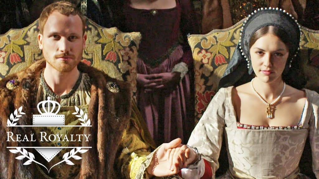 ANNE BOLEYN AND HENRY THE EIGHT: JAY-Z AND BEYONCE OF MODERN HISTORY ...