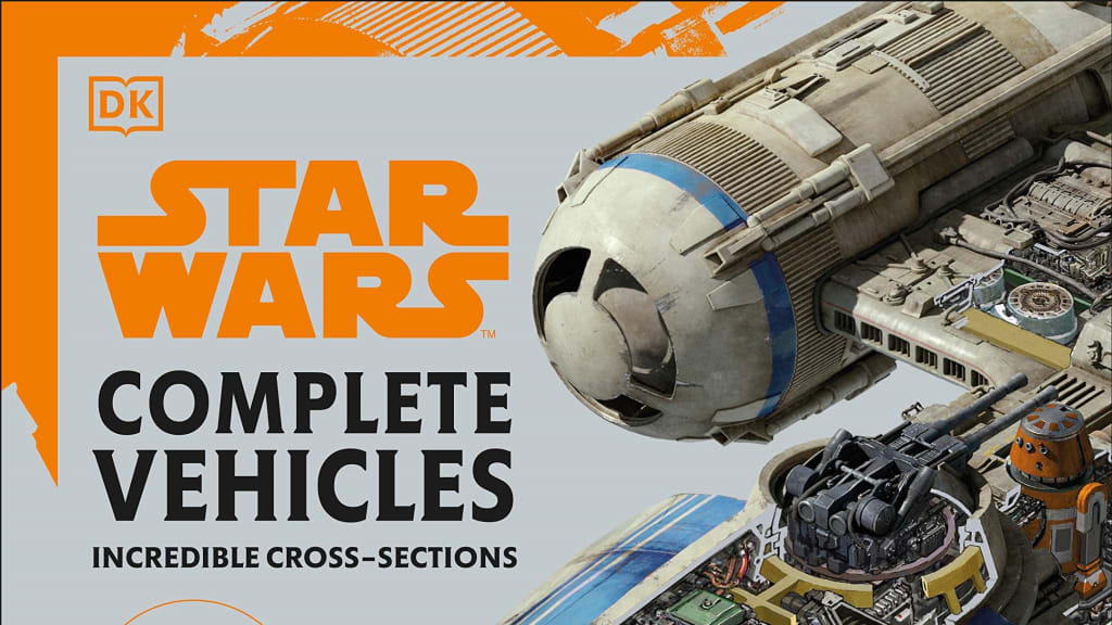 'Star Wars: Complete Vehicles - New Edition' Listing Provides Images with Deep Breakdowns