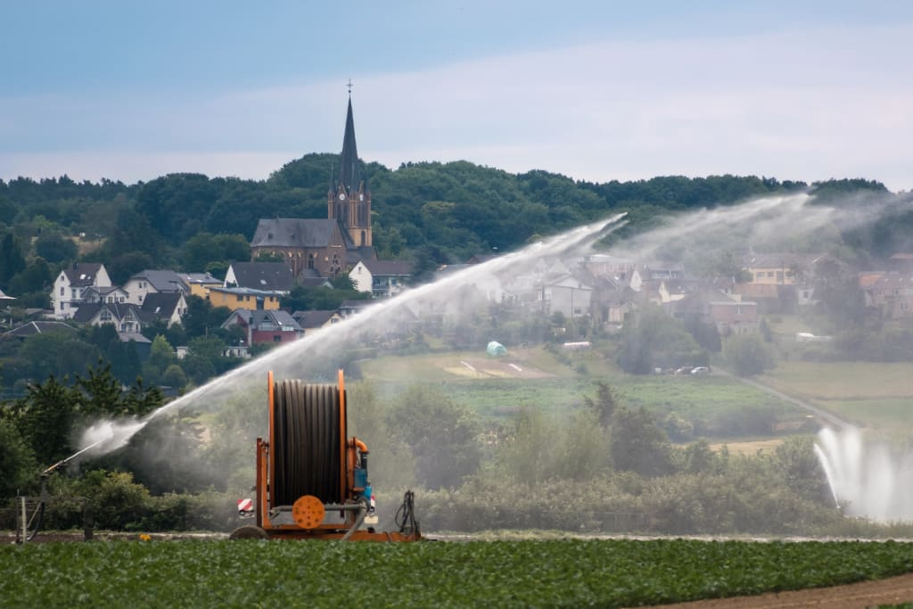 Smart Irrigation Systems- The Way Ahead