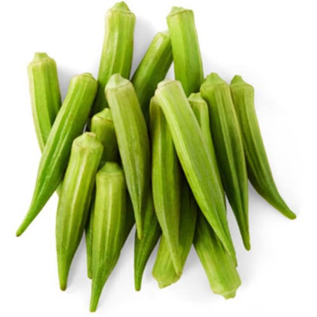 Okra Soup benefits and preparation.
