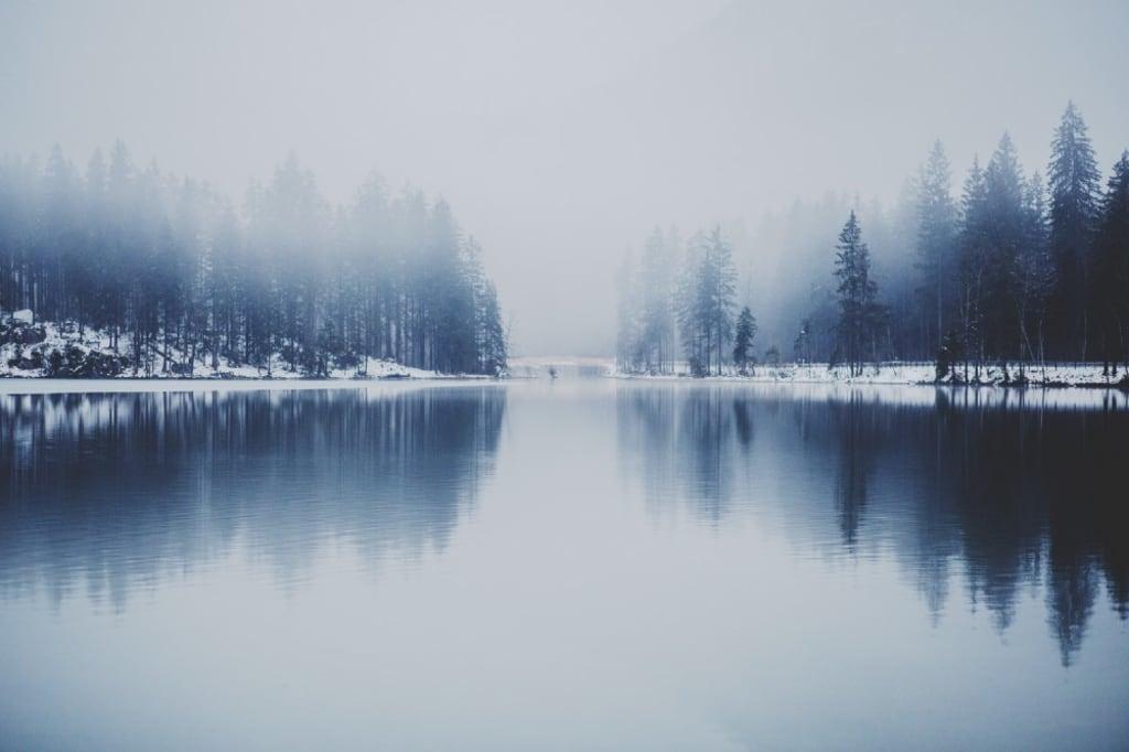 On Frozen Ponds