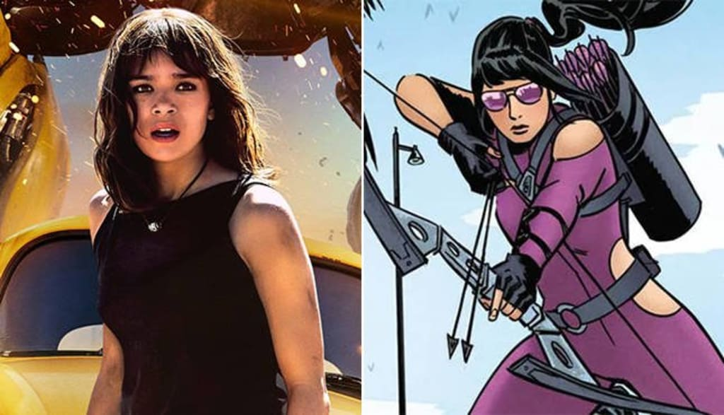 Hailee Steinfeld Rumored To Be Cast As Kate Bishop for 'Hawkeye' on Disney+
