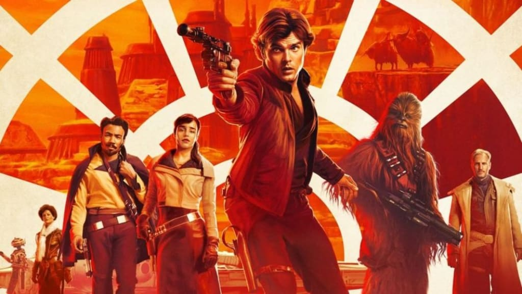 'Solo: A Star Wars Story' Sequel Is Reportedly In The Works For Disney+