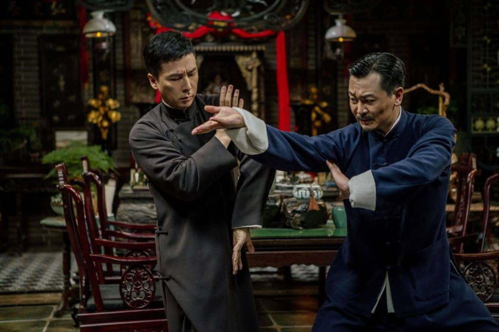 """My Review of """"Ip Man 4: The Finale"""""""