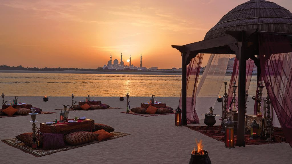 Planning a Proposal in Abu Dhabi
