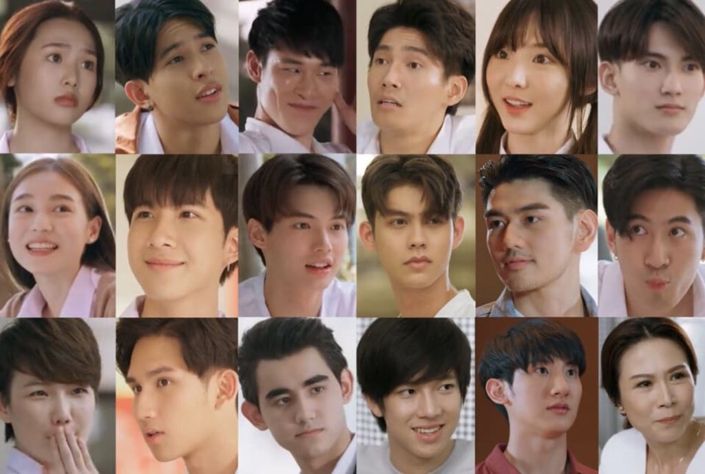 Reasons behind of 2GETHER THE SERIES getting a huge success
