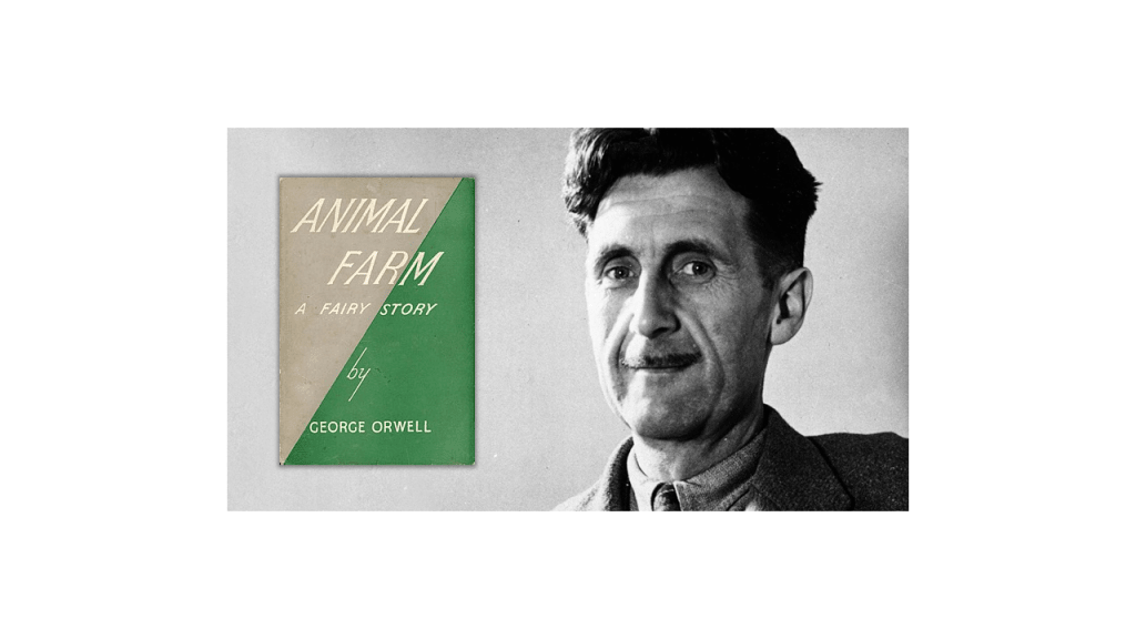 Animal Farm – 75th Anniversary and chillingly relevant