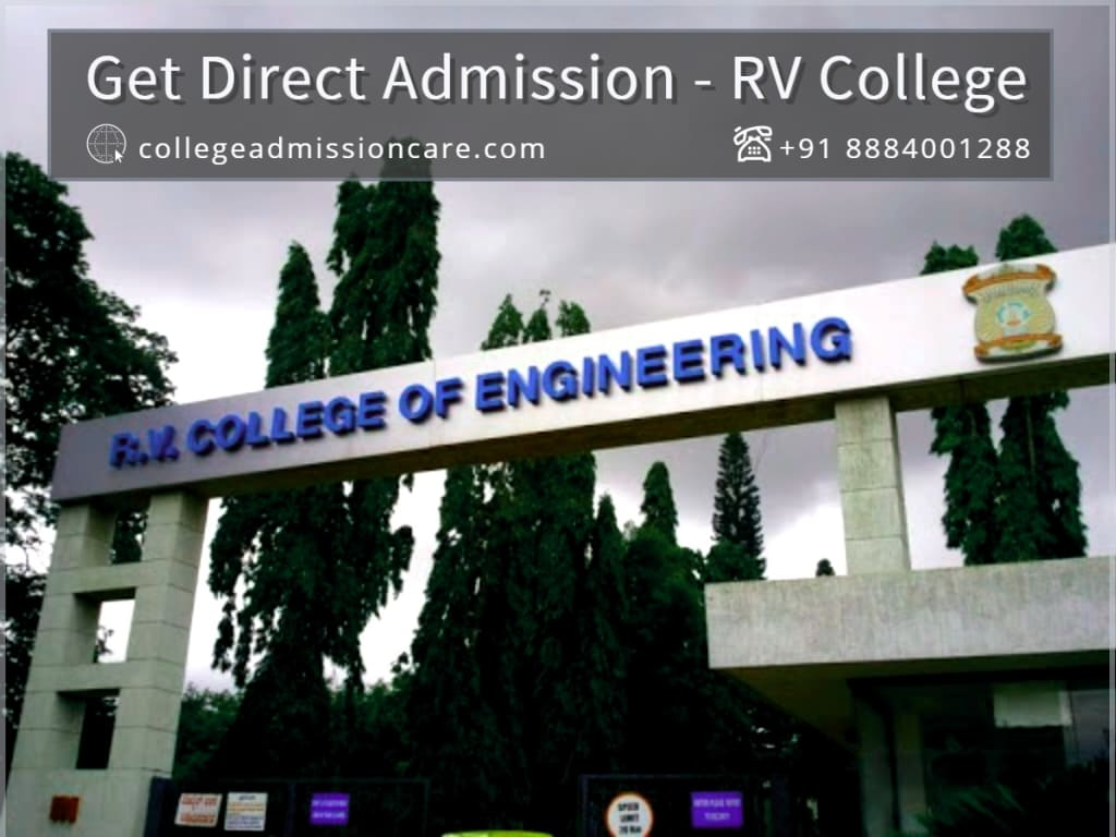 How to Get Direct admission in RV College of Engineering through management quota?