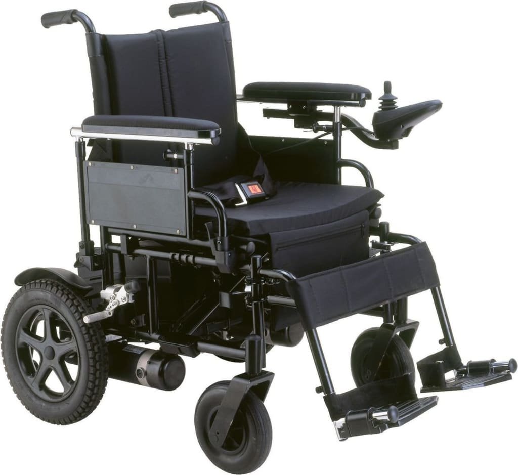 How electric wheelchair help people pursued a normal life