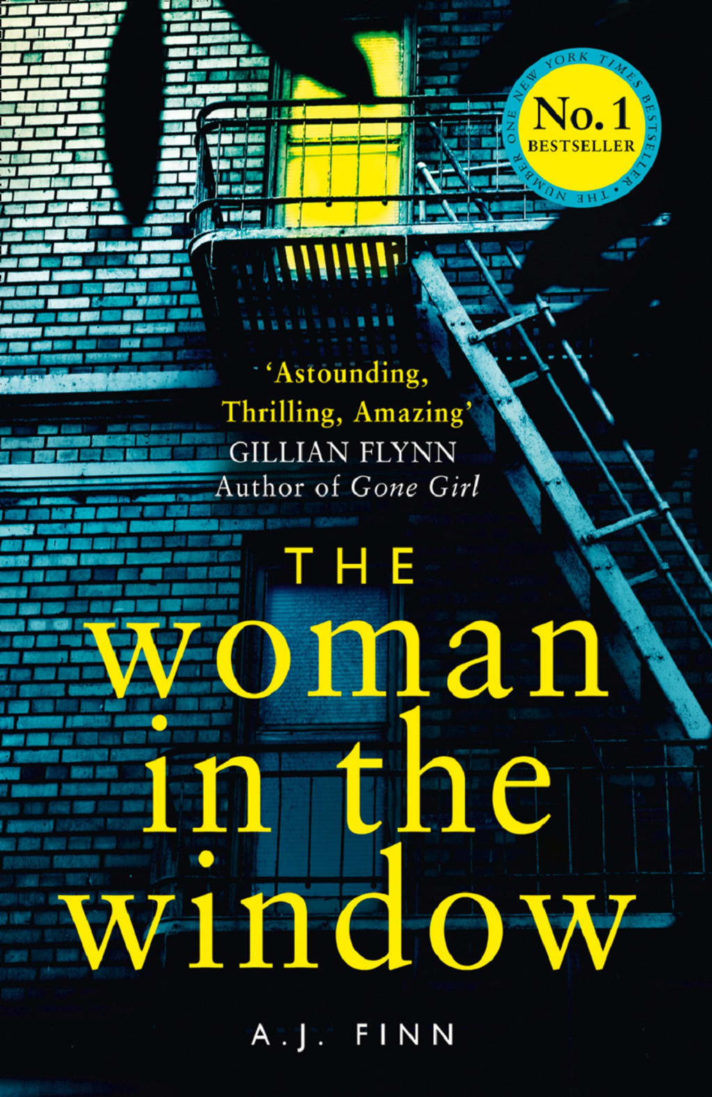 Book Review: The Woman in the Window