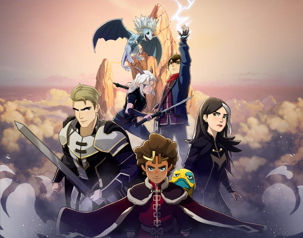 Netflix's 'The Dragon Prince': 5 Things To Look Forward To Including Season 4