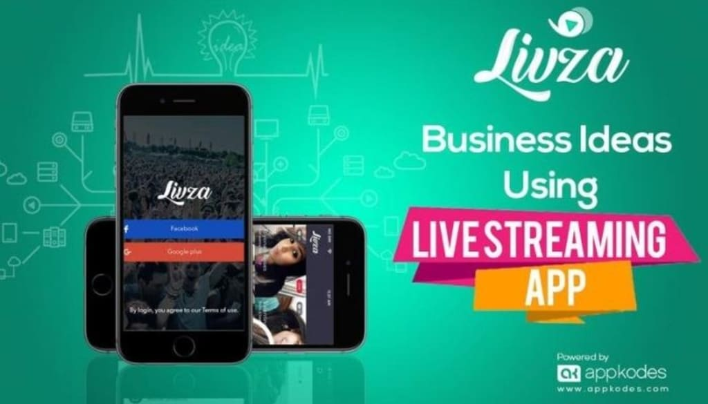 Build a feature-rich live streaming platform with an exemplary Periscope clone solution