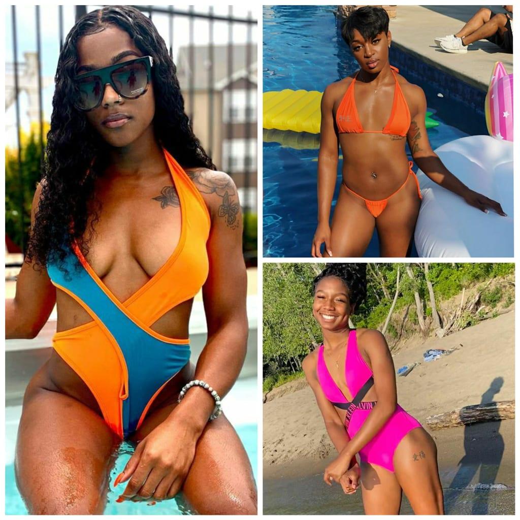 Part XXXV: Hot Summer Bods in Women's Sports & Fitness