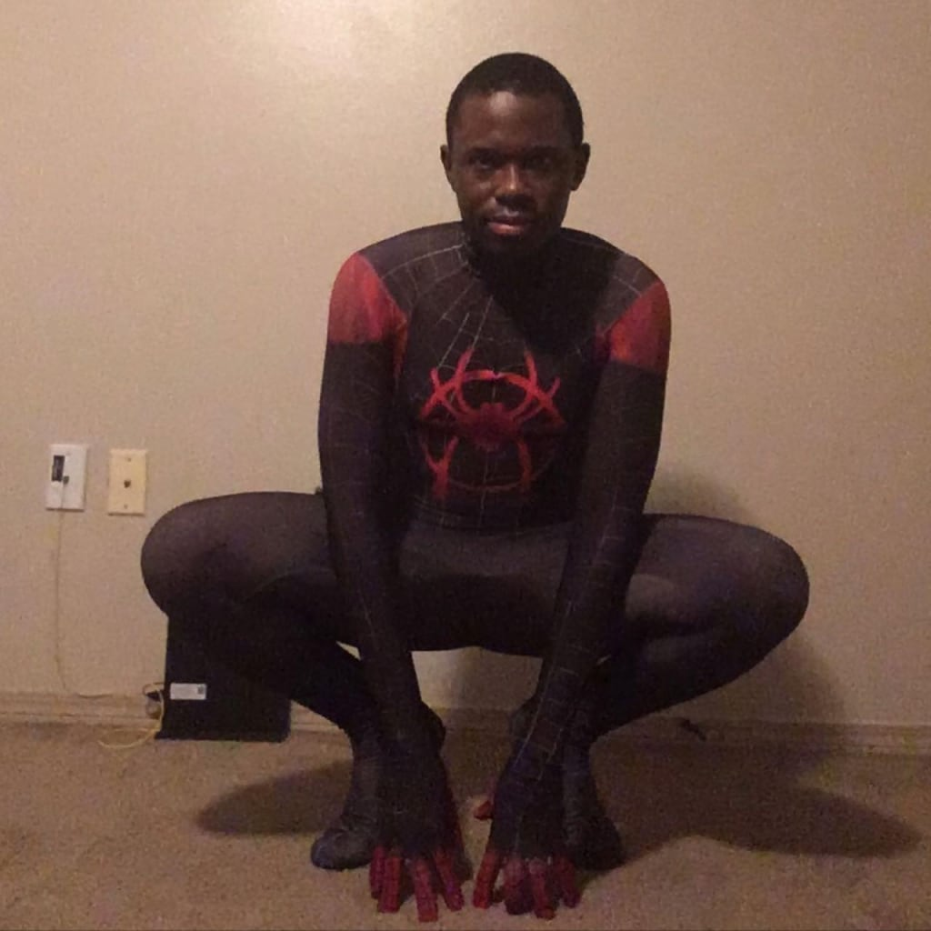 Miles Morales Suit Review