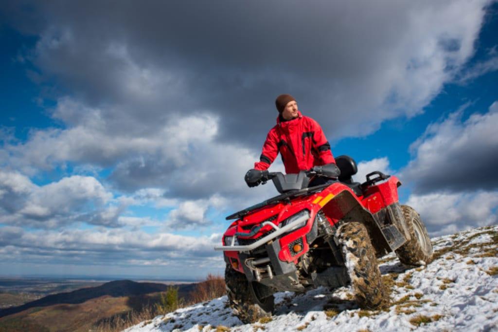 5 Winter ATV Safety Tips