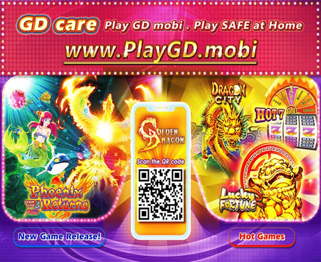 Golden Dragon Mobile Game
