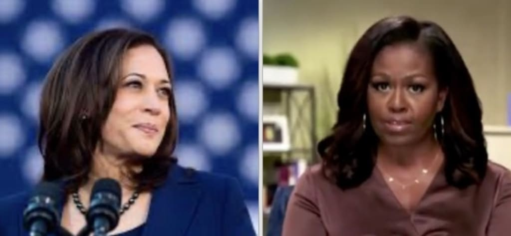 Kamala Harris will be Donald Trump's worst nightmare along with Michelle Obama