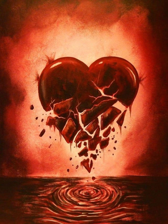 Blindsided & Broken Hearted