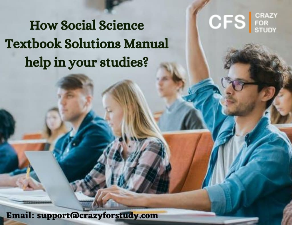 How can a student benefit from Social Science textbook solution manual services?