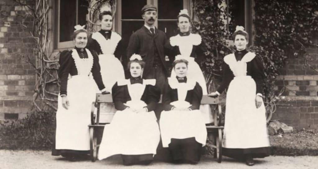 Servants in the Edwardian Era